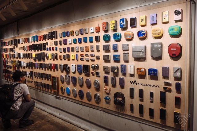 Sony kỷ niệm 40 năm sinh nhật máy nghe nhạc Walkman bằng triển lãm có một không hai - Ảnh 11.