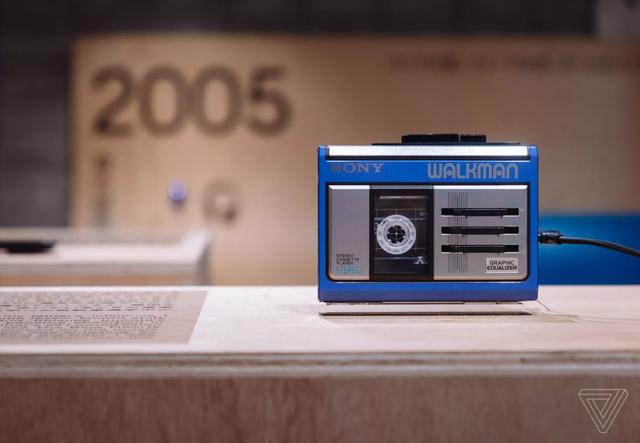 Sony kỷ niệm 40 năm sinh nhật máy nghe nhạc Walkman bằng triển lãm có một không hai - Ảnh 3.
