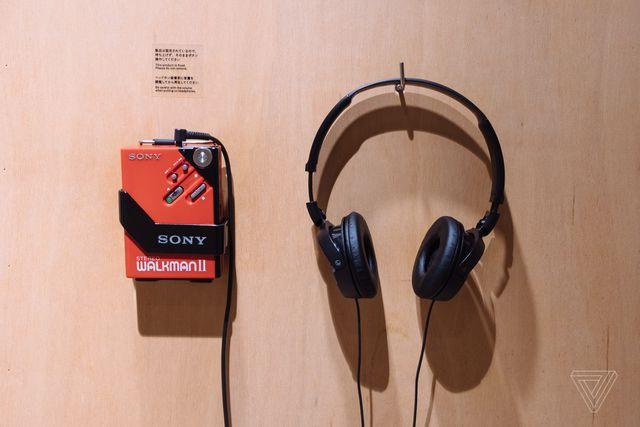 Sony kỷ niệm 40 năm sinh nhật máy nghe nhạc Walkman bằng triển lãm có một không hai - Ảnh 5.
