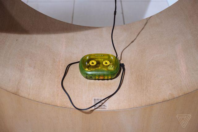 Sony kỷ niệm 40 năm sinh nhật máy nghe nhạc Walkman bằng triển lãm có một không hai - Ảnh 6.