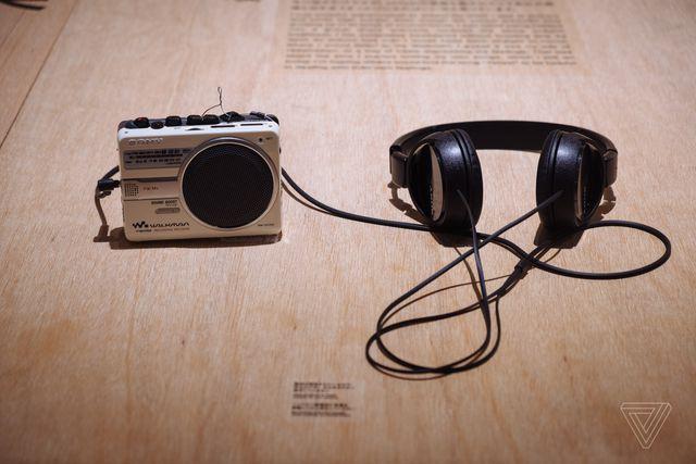 Sony kỷ niệm 40 năm sinh nhật máy nghe nhạc Walkman bằng triển lãm có một không hai - Ảnh 8.