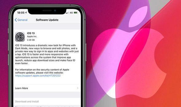 Apple chính thức phát hành iOS 13 - Ảnh 1.