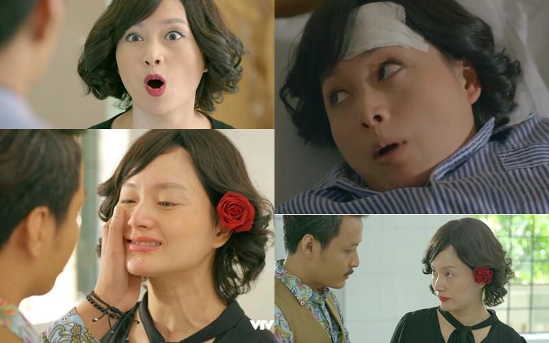 4 vai diễn tâm thần gây ám ảnh trên phim truyền hình Việt - Ảnh 5.