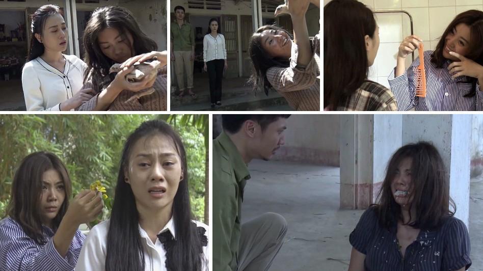 4 vai diễn tâm thần gây ám ảnh trên phim truyền hình Việt - Ảnh 1.