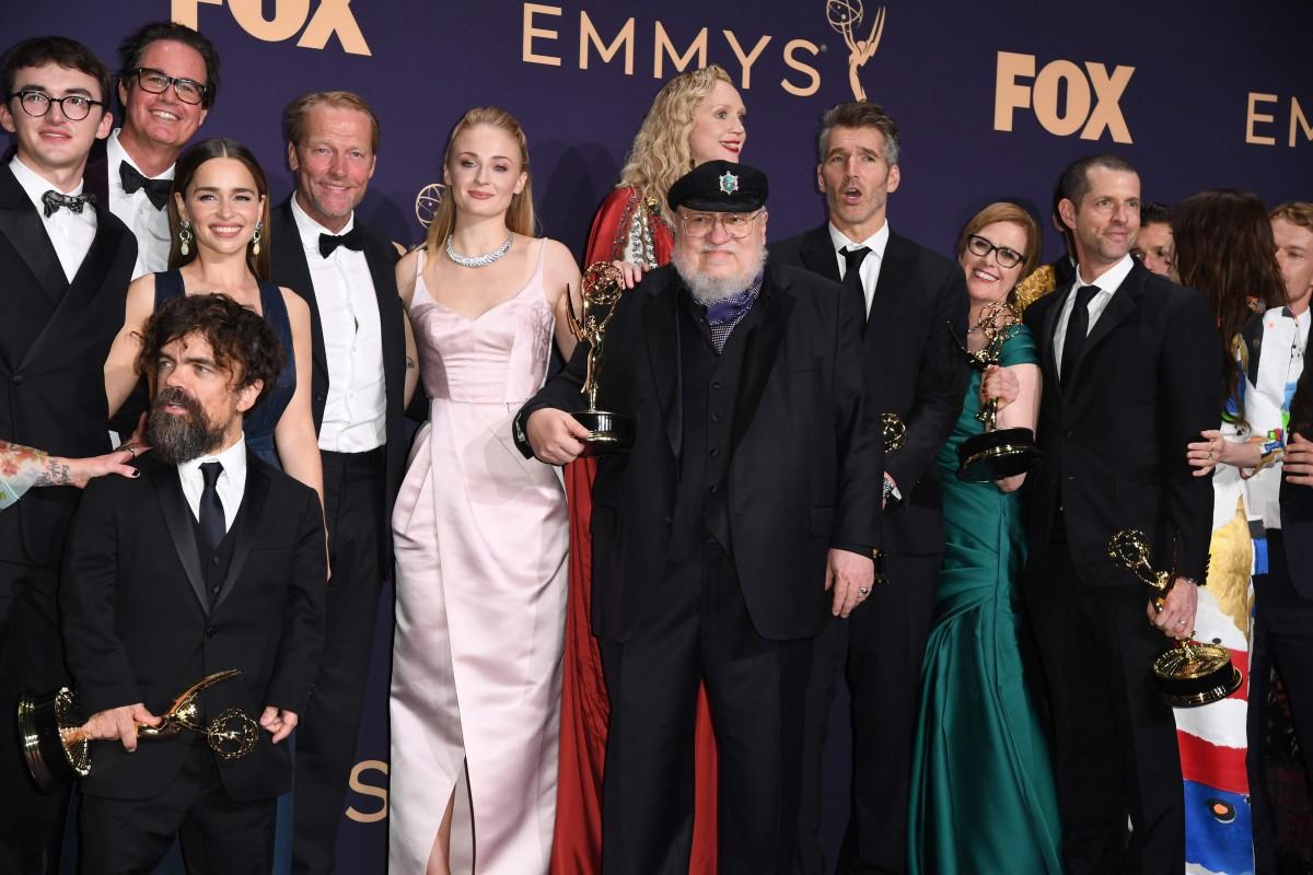 """Emmy 2019: Kết thúc vẹn toàn cho hành trình 9 năm của """"Game of Thrones"""" - Ảnh 1."""