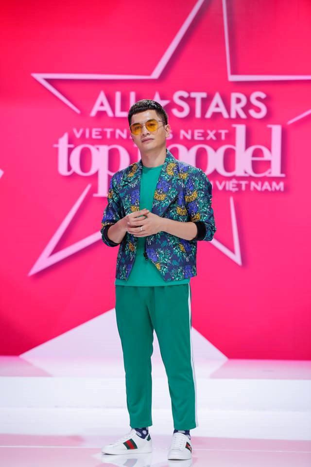 Nam Trung trở lại ghế giám khảo Vietnams Next Top Model 2019 - Ảnh 1.