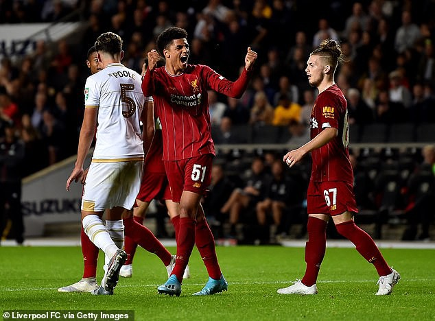 League Cup 2019/20: Chật vật hạ CLB hạng 3, Manchester United đụng Chelsea ở vòng 4 - Ảnh 5.