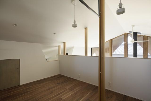 """Mê mẩn ngôi nhà ở vùng quê Nhật Bản lấy cảm hứng từ """"Origami"""" - Ảnh 11."""
