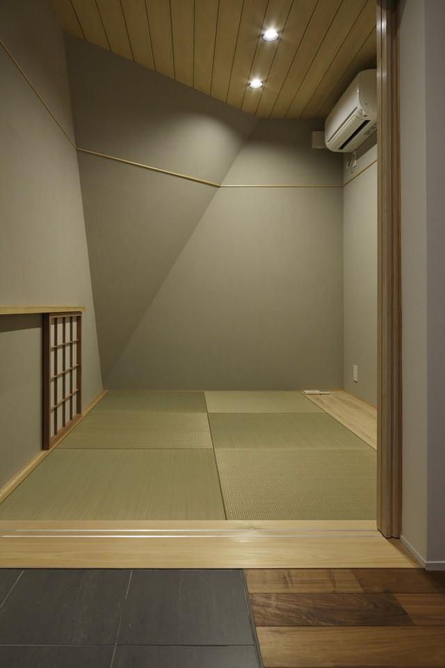 """Mê mẩn ngôi nhà ở vùng quê Nhật Bản lấy cảm hứng từ """"Origami"""" - Ảnh 14."""