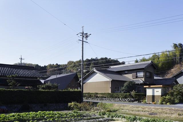 """Mê mẩn ngôi nhà ở vùng quê Nhật Bản lấy cảm hứng từ """"Origami"""" - Ảnh 16."""