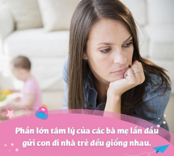 Bật mí cách giúp mẹ chuẩn bị tâm lý vững vàng khi trẻ mới tới trường - Ảnh 1.