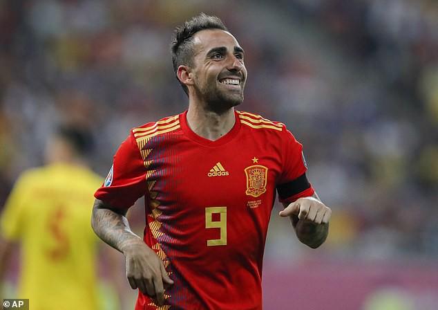 Tây Ban Nha toàn thắng tại vòng loại Euro 2020 - Ảnh 2.
