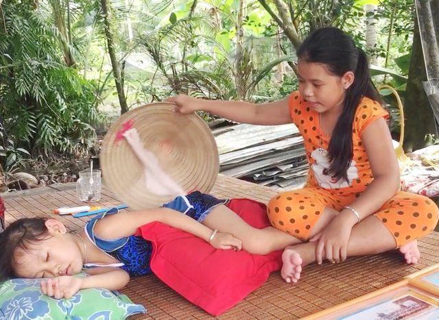 Nữ sinh Bạc Liêu ước mơ thành bác sĩ chữa bệnh miễn phí cho người nghèo - Ảnh 1.