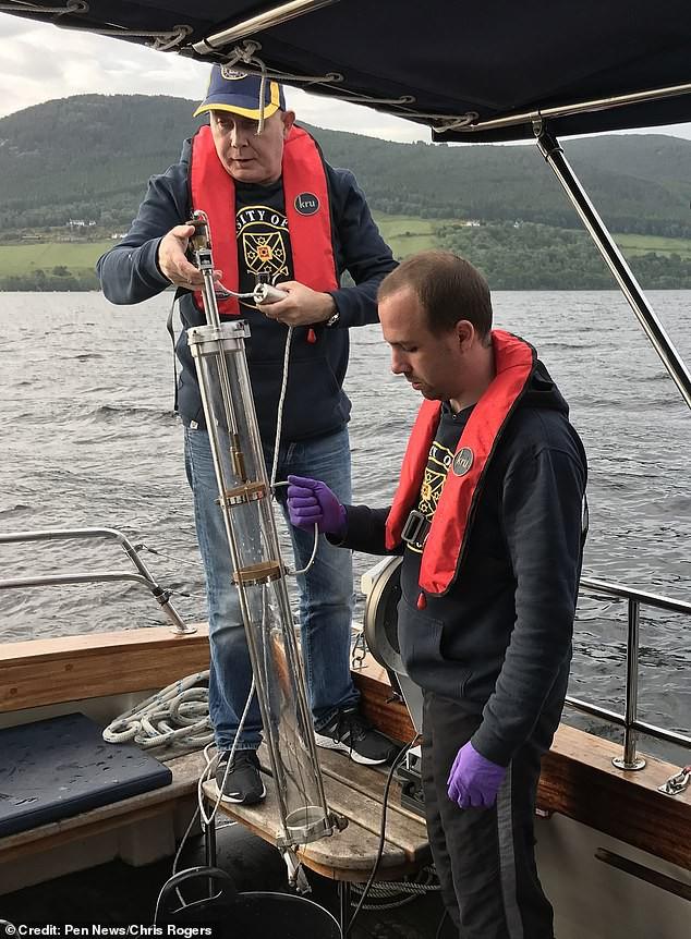 Bí ẩn quái vật hồ Loch Ness cuối cùng đã được tiết lộ - ảnh 3