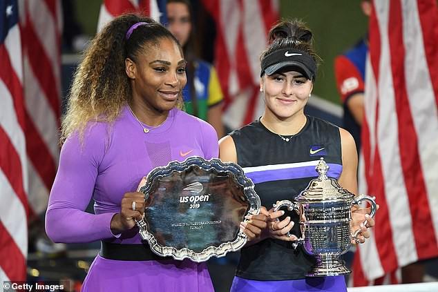 Nữ tay vợt 19 tuổi Bianca Andreescu lên ngôi vô địch giải Mỹ mở rộng 2019 - Ảnh 2.