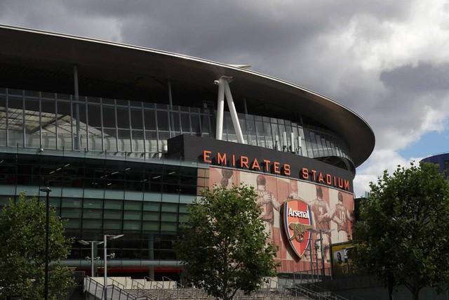 Những khoảnh khắc chia điểm giữa Arsenal và Tottenham  - Ảnh 1.