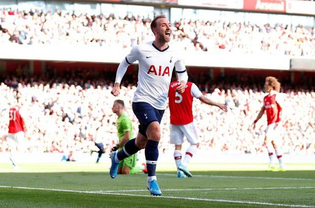Những khoảnh khắc chia điểm giữa Arsenal và Tottenham  - Ảnh 11.