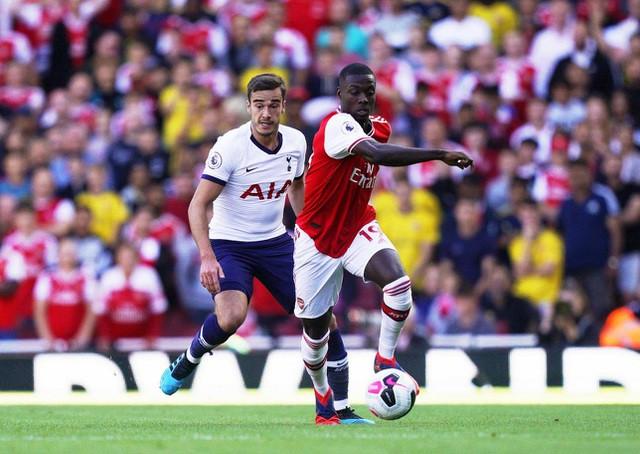 Những khoảnh khắc chia điểm giữa Arsenal và Tottenham  - Ảnh 12.