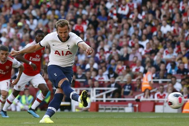 Những khoảnh khắc chia điểm giữa Arsenal và Tottenham  - Ảnh 13.