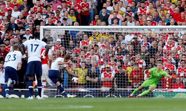 Những khoảnh khắc chia điểm giữa Arsenal và Tottenham  - Ảnh 14.