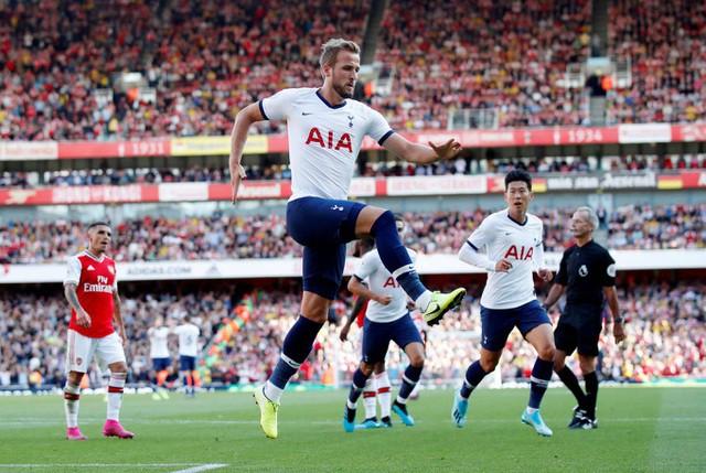 Những khoảnh khắc chia điểm giữa Arsenal và Tottenham  - Ảnh 15.