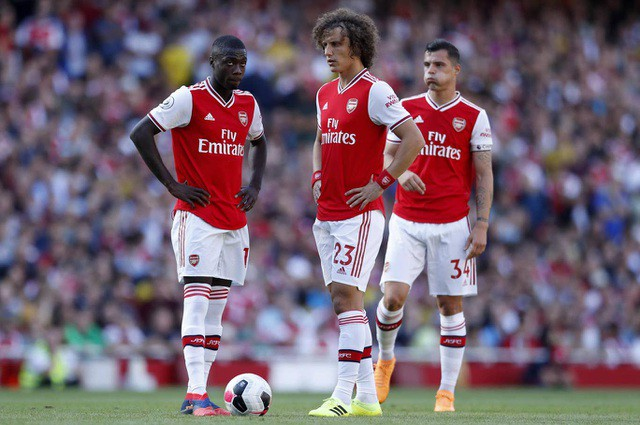 Những khoảnh khắc chia điểm giữa Arsenal và Tottenham  - Ảnh 16.