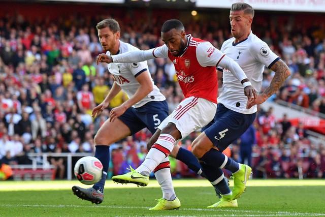 Những khoảnh khắc chia điểm giữa Arsenal và Tottenham  - Ảnh 17.