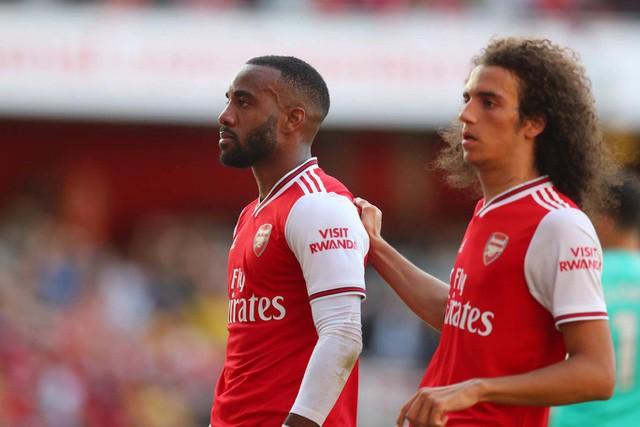 Những khoảnh khắc chia điểm giữa Arsenal và Tottenham  - Ảnh 18.