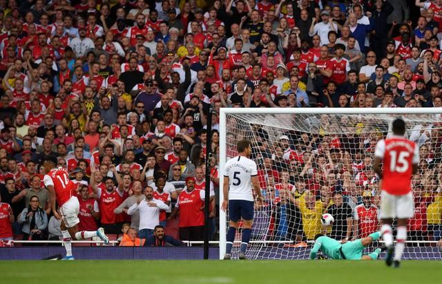 Những khoảnh khắc chia điểm giữa Arsenal và Tottenham  - Ảnh 20.