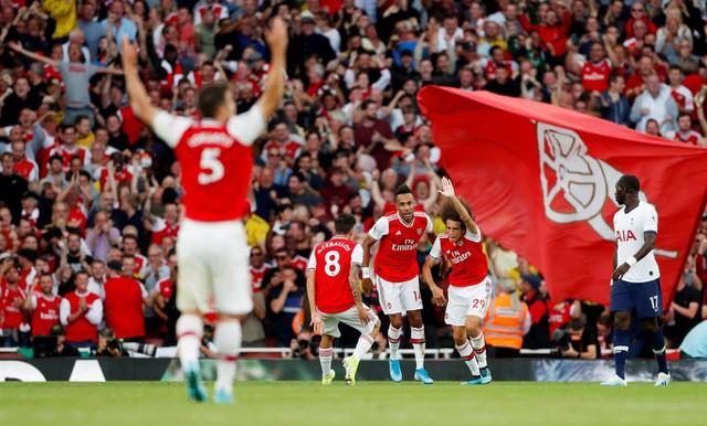 Những khoảnh khắc chia điểm giữa Arsenal và Tottenham  - Ảnh 21.