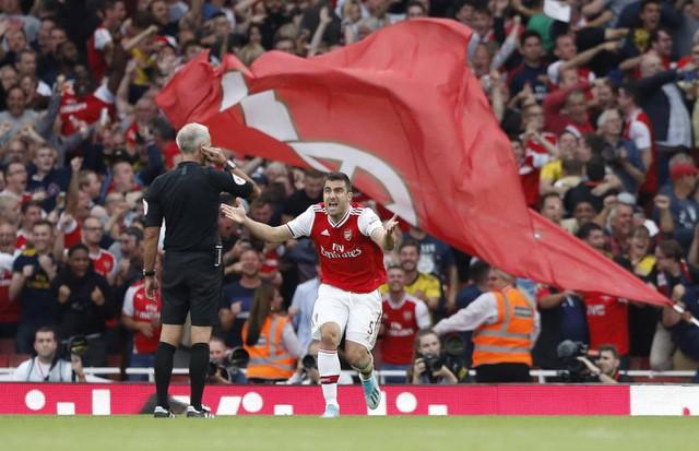 Những khoảnh khắc chia điểm giữa Arsenal và Tottenham  - Ảnh 23.