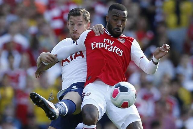Những khoảnh khắc chia điểm giữa Arsenal và Tottenham  - Ảnh 4.