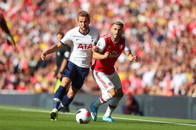 Những khoảnh khắc chia điểm giữa Arsenal và Tottenham  - Ảnh 6.