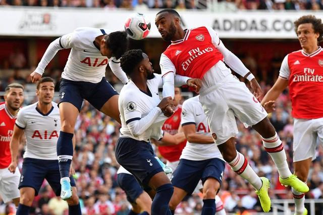 Những khoảnh khắc chia điểm giữa Arsenal và Tottenham  - Ảnh 7.