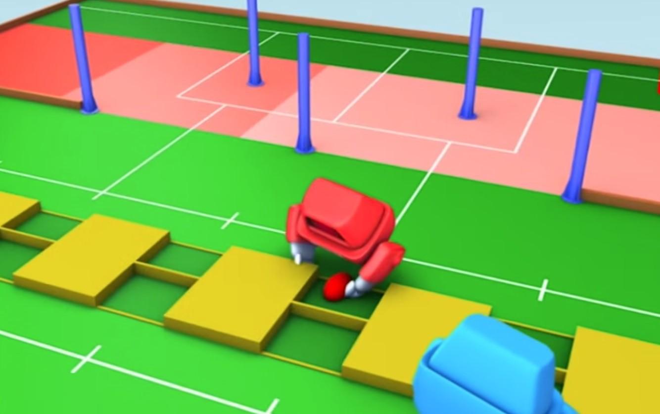 Robocon 2020: Robot thi đấu bóng bầu dục - Ảnh 9.