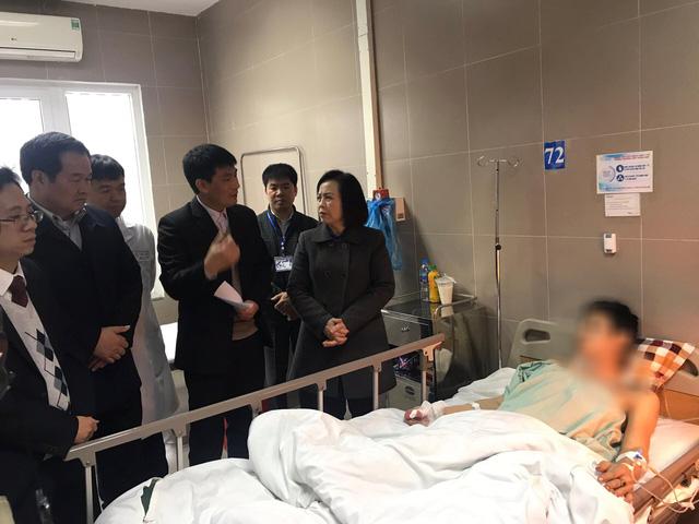 Vụ nổ súng tại Lạng Sơn: Sức khỏe các nạn nhân bị thương ra sao? - Ảnh 1.