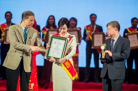 """Hathor Group nhận giải """"Top 10 thương hiệu tin cậy, sản phẩm chất lượng, dịch vụ tận tâm"""" - Ảnh 2."""