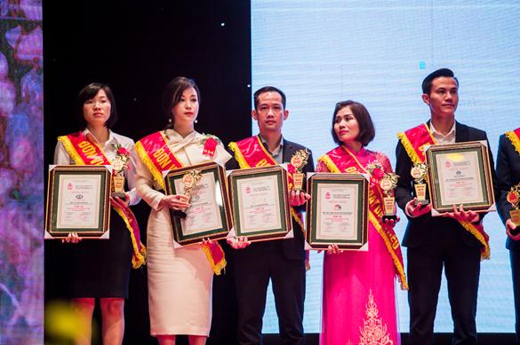 """Hathor Group nhận giải """"Top 10 thương hiệu tin cậy, sản phẩm chất lượng, dịch vụ tận tâm"""" - Ảnh 4."""