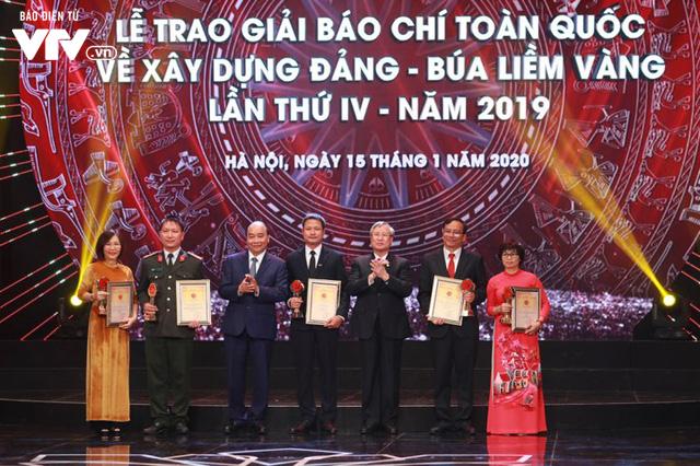 Giải Búa liềm vàng năm 2019 vinh danh 57 tác phẩm, VTV giành 1 giải A và 1 giải C - Ảnh 4.