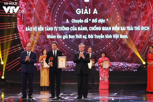 Giải Búa liềm vàng năm 2019 vinh danh 57 tác phẩm, VTV giành 1 giải A và 1 giải C - Ảnh 3.