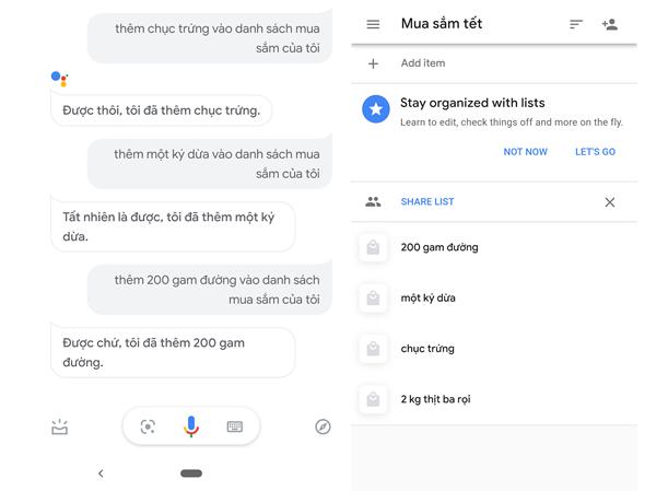 Mẹo dùng Google Assistant để xem quẻ đầu năm mới - Ảnh 1.