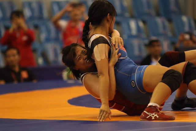 ĐT vật nữ Việt Nam và những thách thức trong việc tìm vé dự Olympic Tokyo 2020 - Ảnh 1.
