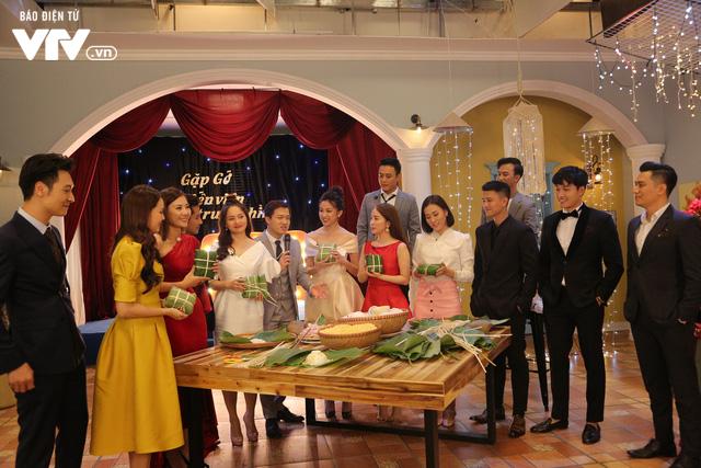 Tiểu tam so tài cùng chính thất tại Gặp gỡ diễn viên truyền hình 2020 - Ảnh 9.