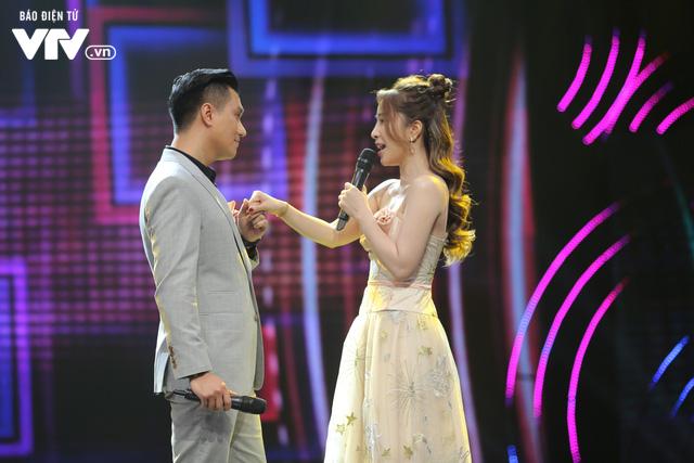 Gặp gỡ diễn viên truyền hình 2020: Việt Anh, Quỳnh Nga cực ngọt ngào khi hát hit của Trịnh Thăng Bình - Ảnh 5.