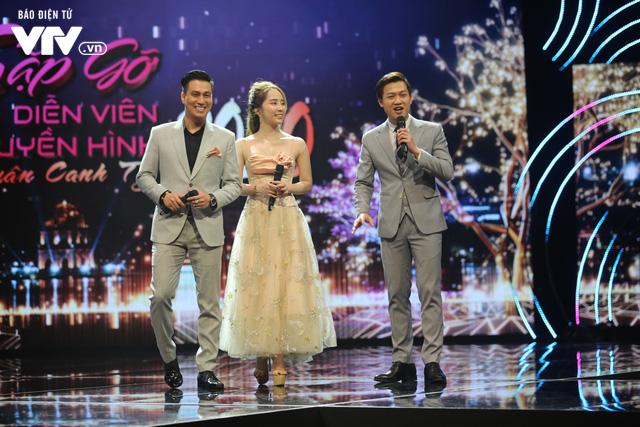 Gặp gỡ diễn viên truyền hình 2020: Việt Anh, Quỳnh Nga cực ngọt ngào khi hát hit của Trịnh Thăng Bình - Ảnh 4.