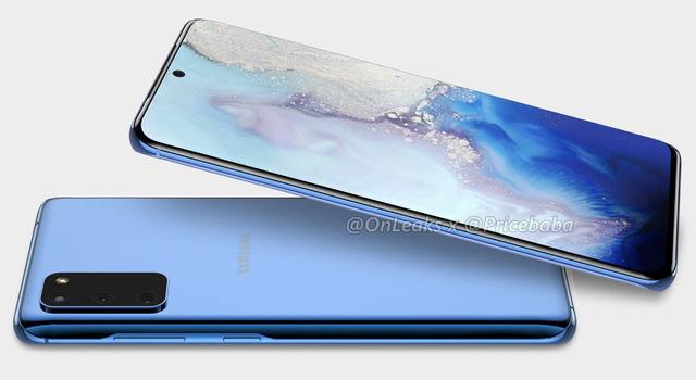 Lộ giá bán các phiên bản Galaxy S20 và Galaxy Z Flip của Samsung - ảnh 1