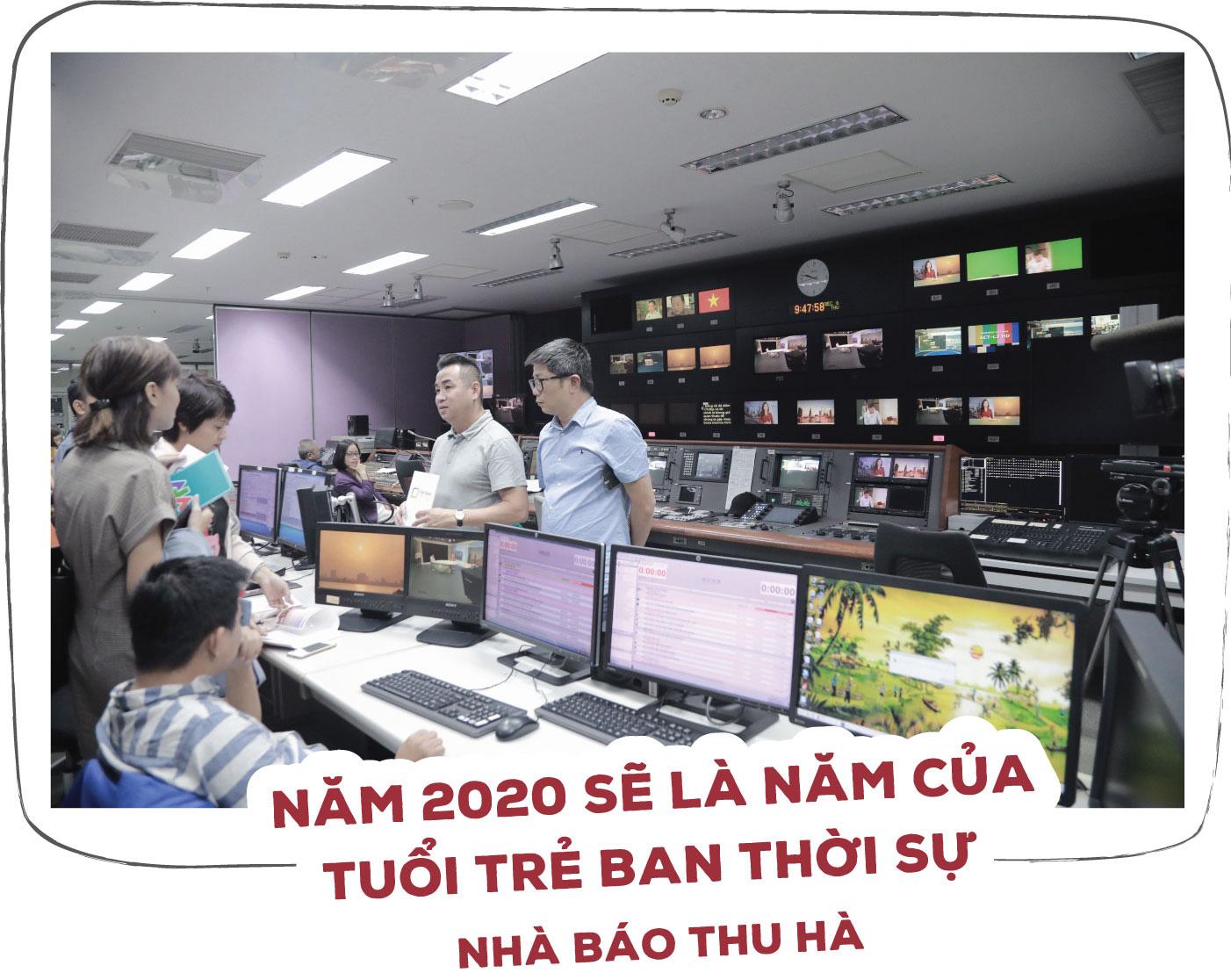 Năm 2020, Thời sự VTV thêm nhiều đổi mới thu hút khán giả - Ảnh 10.