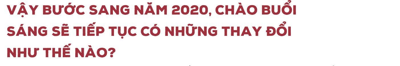 Năm 2020, Thời sự VTV thêm nhiều đổi mới thu hút khán giả - Ảnh 11.