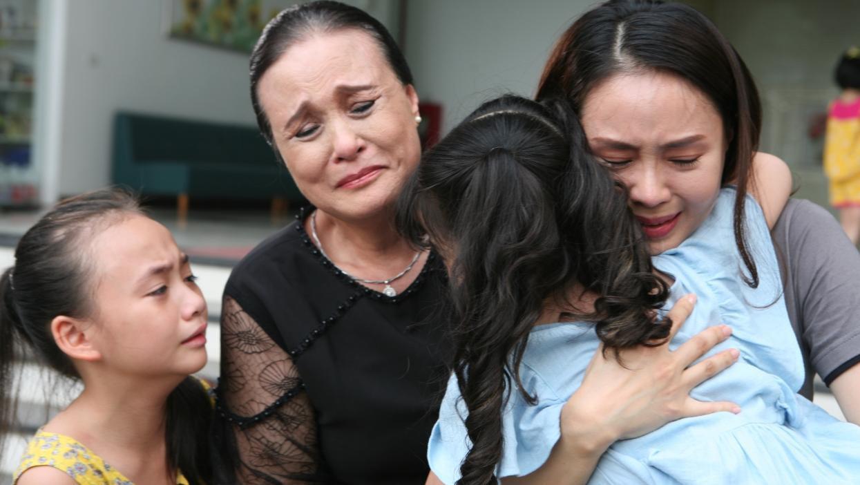 Những vai diễn nhí gây sốt trên phim truyền hình Việt 2019 - Ảnh 2.