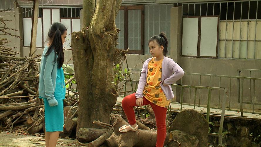 Những vai diễn nhí gây sốt trên phim truyền hình Việt 2019 - Ảnh 9.